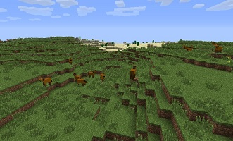 Image: Naturally Spawned Herd